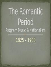 The Romantic Period Part One.pptx