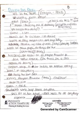 driving miss daisy notes