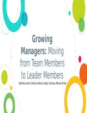 9- Growing Managers (13%2F06)