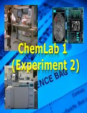 Lab Lecture 2