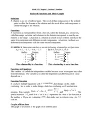 Math 115 chapter1section2 handout
