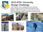 AFRL Examples