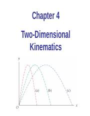 4-1-4-3 2-d kinematics and projectile motion basics.ppt