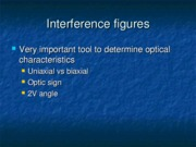 1.9  Interference figures