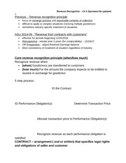 Lecture notes_Rev recogn