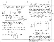 Stat 511 Joint Maximim Estimators Notes