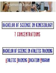 Concentrations in Kinesiology.pdf