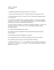 Lecture 1 Problems(1)