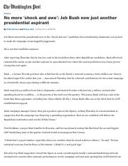 No more 'shock and awe'_ Jeb Bush now just another presidential aspirant - The Washington Post.pdf