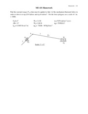 mechanical eng homework 123