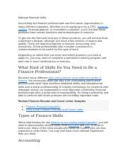 Manage financial skills.docx