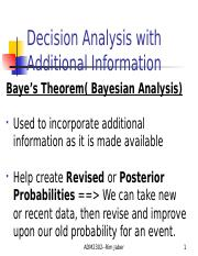 2. Decision Analysis_Derivation_posterior_part2.ppt