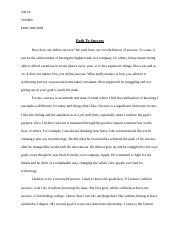 path to sucess essay.docx