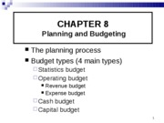 Ch.8_Budgeting_Inst