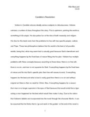coci contemporary civilization columbia page  5 pages candide essay