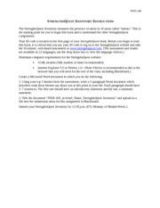 inds 400 ips integration essay