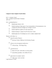 Acct Info Systems Chapter 5 and 6 Notes