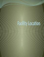 Facility Location.pptx