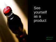 07__Yourself as a product1