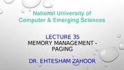 Lecture+35-Memory+Management+-+Paging