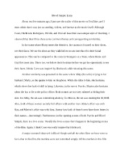 cinema cinema los angeles pierce college page  3 pages blood simple essay