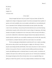 Literacy Narrative Final
