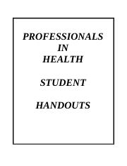 Student Handout Text 3