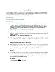 3 Pages Sea Level Rise 1