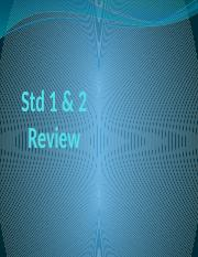 EOC Std 1 & 2 Review.pptx
