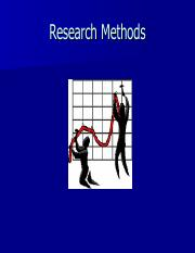 research_methods