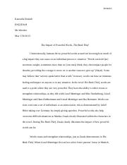 untitled document analysis of the book thief this book is 7 pages kareesha sinniah the book thief essay