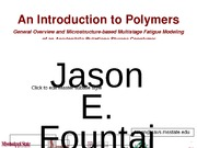 Fountain_Polymers in Fatigue