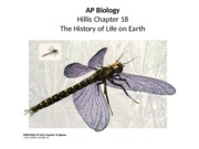 ch 18 ppt the history of life on earth to post 2014-2015.pptx