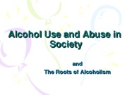 PY317 - 7 - Alcohol Use and Abuse in our Society - Moodle-2