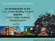 8 - Green Buildings