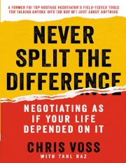 Never Split the Difference by Chris Voss.pdf