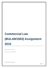 257977_48702_1_TM_C_257977-RN-2103213618-1-MT-257977-1-Commercial-Law-Assignment-Semester-1-2015