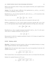 Fund Quantum Mechanics Lect & HW Solutions 67
