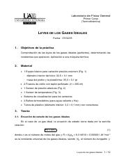 Gases-Ideales