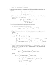 MATH 401 Homework 6 Solution