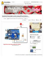 Auotmatic Street lights control using LDR and Arduino - All.pdf
