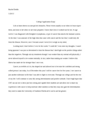 Usf application essay