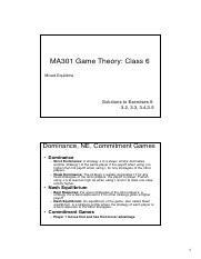 MA301 Game Theory Exercise 06-2015.pdf