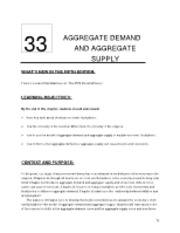 Chap 33 manual on aggregate s and d