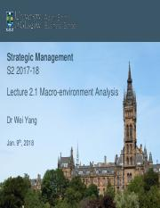 Lecture 2.1 Macro-enviornment analysis.pdf