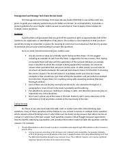 Management and Strategy Term Exam Review Guide.docx
