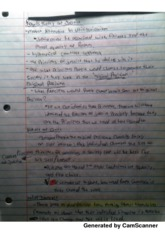Rawls Theory of Justice Notes