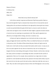 shannon great works paper