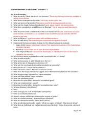 Study Guide - Chapters 1-4.docx