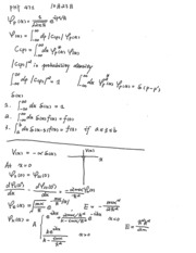 PHY 471 Lecture Notes (10/30/2015)